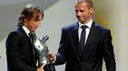 Modric, mejor jugador del año para la UEFA... y ¿el próximo Balón de Oro?