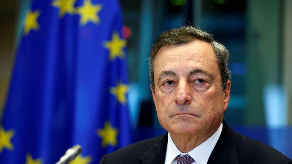 Foto: mario Draghi. (Reuters)