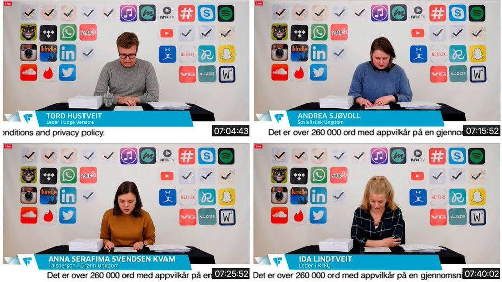No lo querrás saber: 32 horas leyendo lo que aceptas al usar WhatsApp y Tinder