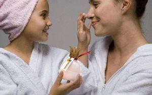 Los niños también quieren lo mejor para su piel