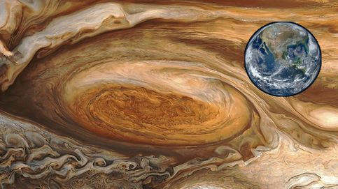La mayor tormenta conocida está en Júpiter (y es más grande que la Tierra)