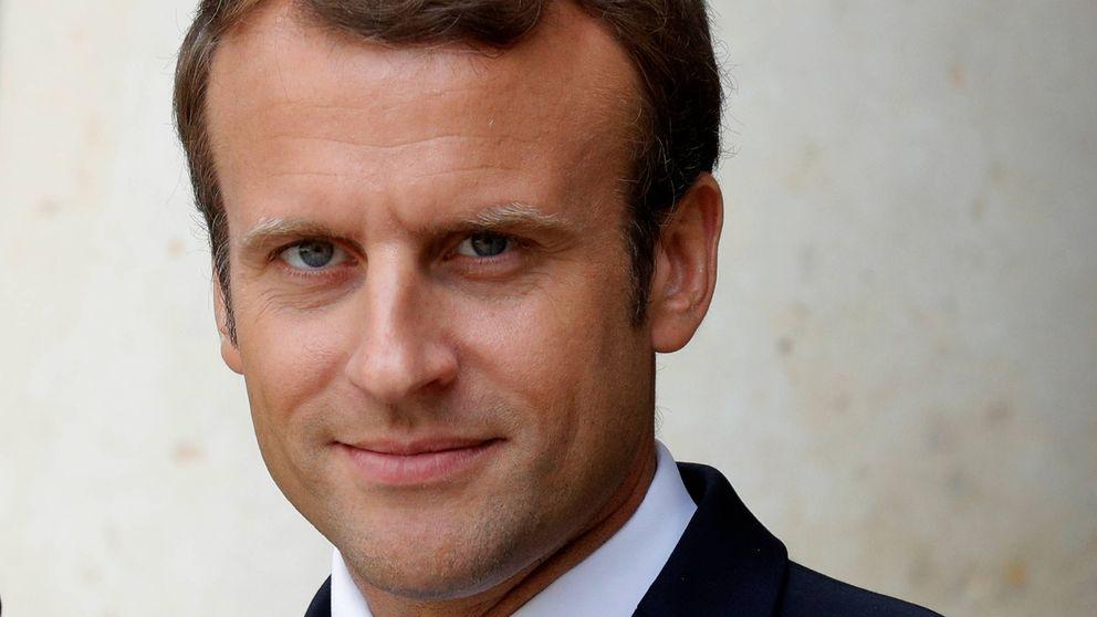 Macron se maquilla sin que se le note: Pedro Sánchez, tú también puedes
