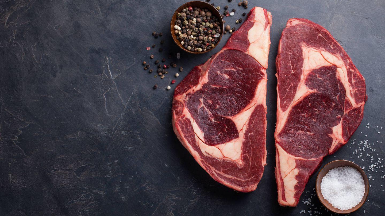 La carne roja contiene grasas saturadas. (iStock)