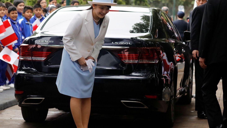 La princesa Mako de Japón en una imagen de archivo. (Reuters)