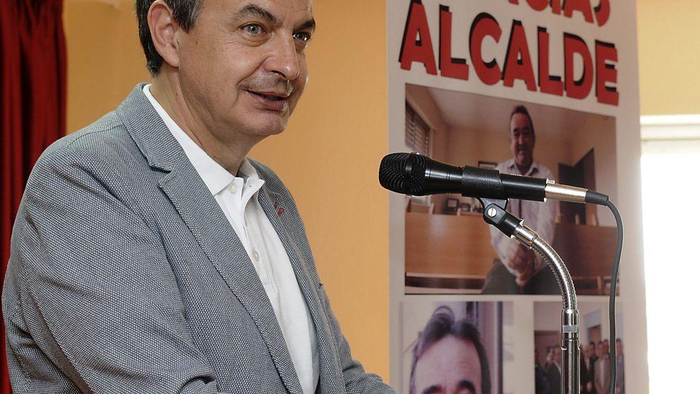 Zapatero aboga por abrir un proceso de diálogo interno en el PSOE