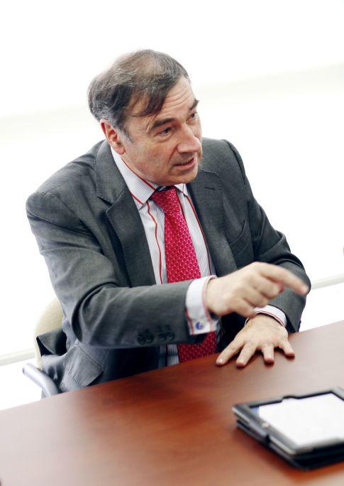 Pedro J. Ramírez. (Foto: E. Villarino).