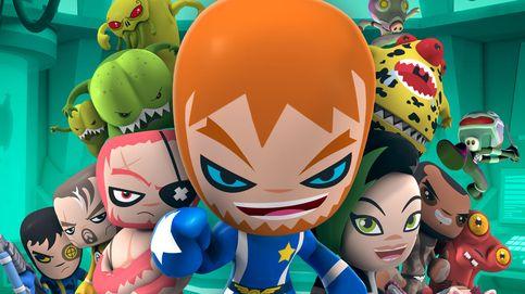 La alocada comedia de animación 'Mutant Busters' irrumpe en Neox Kidz