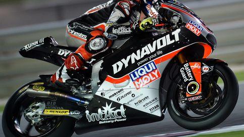 Folger deja a los españoles sin premio en la primera clasificación de Moto2