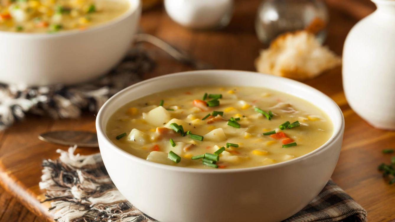 Foto: Una sopa de verduras que te hará perder peso y notar resultados rápidos. (iStock)