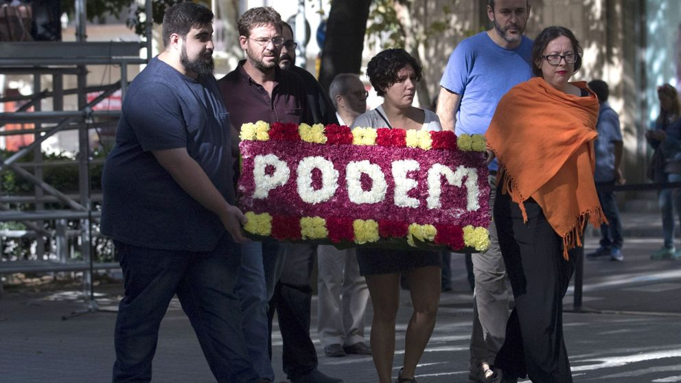 Dante contra Iglesias: la Diada en la que Podem inició la desconexión de Podemos