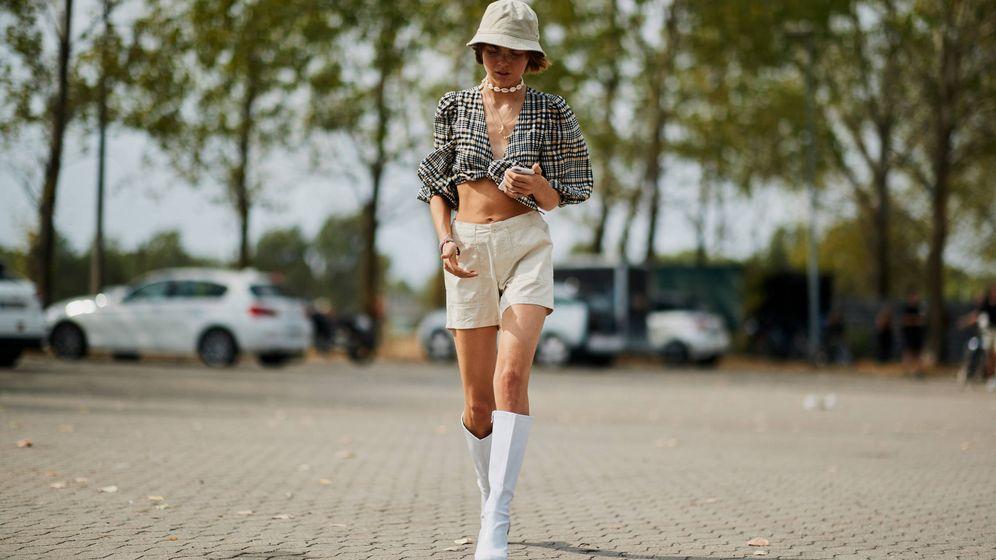 Foto: Ya es tiempo de lucir pantalones cortos. (Imaxtree)