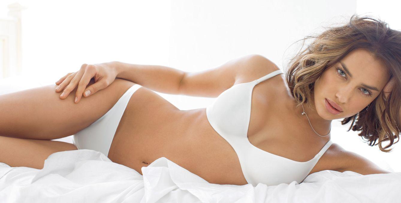 Foto: La modelo Irina Shayk como imagen de Intimissimi
