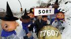 La Bruixa d'Or de Sort (Lleida) reparte 25 millones en premios