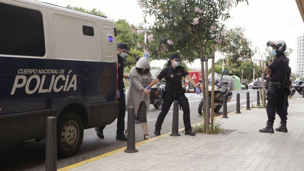 Prisión para la 'viuda negra de Godelleta', la mujer acusada de asesinar a su marido