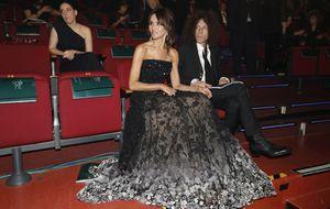 Goya Toledo confiesa en la alfombra roja que se ha casado