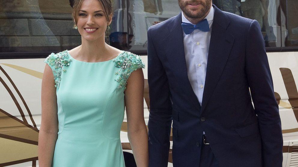 Helen Lindes y Rudy Fernández presentan a su nueva hija, Aura