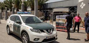 Post de Investigan un tiroteo desde un coche producido en Castrelo de Miño (Ourense)