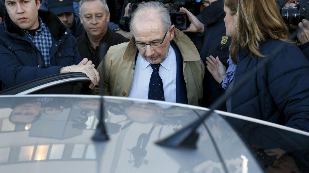 Rato y Castellanos ocultaron dos locales en Madrid que les reportan 380.000€