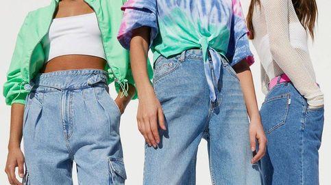 La amiga hippie de Inditex es Bershka y estas camisetas lo prueban