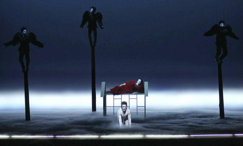Otra imagen de la ópera