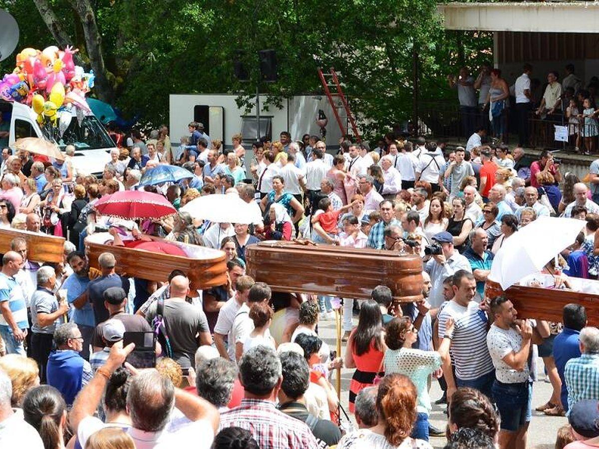 Foto: Imagen de la procesión. (santamartaderibarteme.org)