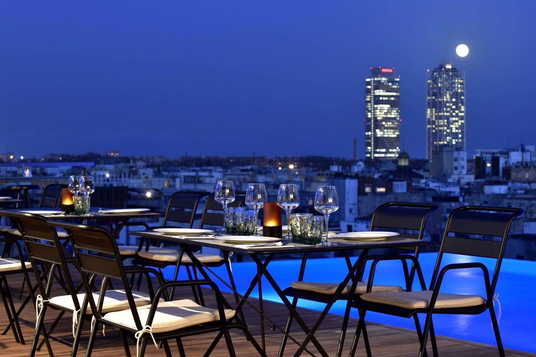 Foto: El Skybar del Grand Hotel Central de Barcelona es pura lujuria y tentación