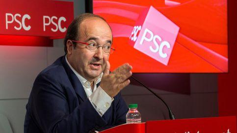 El PSC tacha de desproporcionada la prisión de Junqueras y siete 'exconsellers'