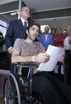 El torero José Tomás abandona el hospital en Aguascalientes