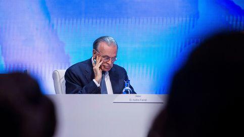 Criteria sufre un agujero millonario por el desplome de Caixabank y su banco chino