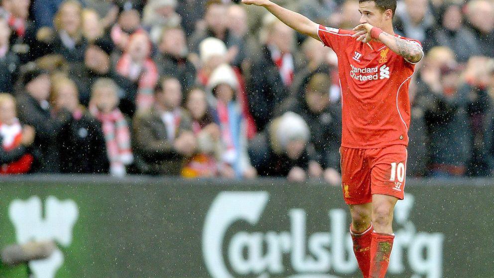 El Liverpool sonroja al City y le deja al borde del abismo en la Premier