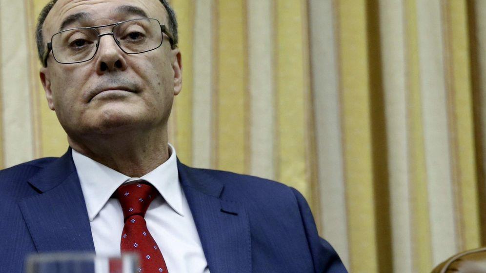 Foto: El Gobernador del Banco de España, Luis Maria Linde