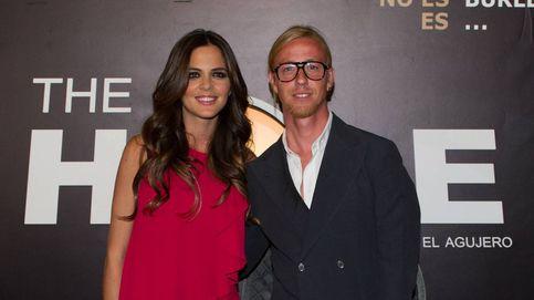 Guti y Romina Belluscio, padres de un niño que se llamará como el hijo de Beckham