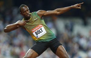 Todos señalan al jamaicano Usain Bolt… pero por el dopaje