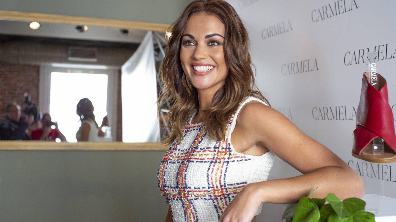 Lara Álvarez, en un acto publicitario. (Cordon Press)