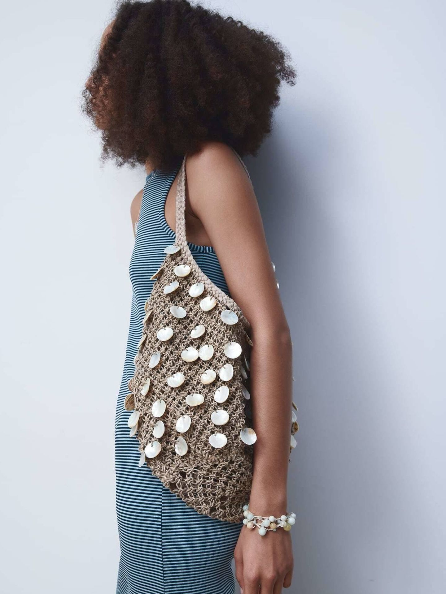 El bolso de Zara. (Cortesía)