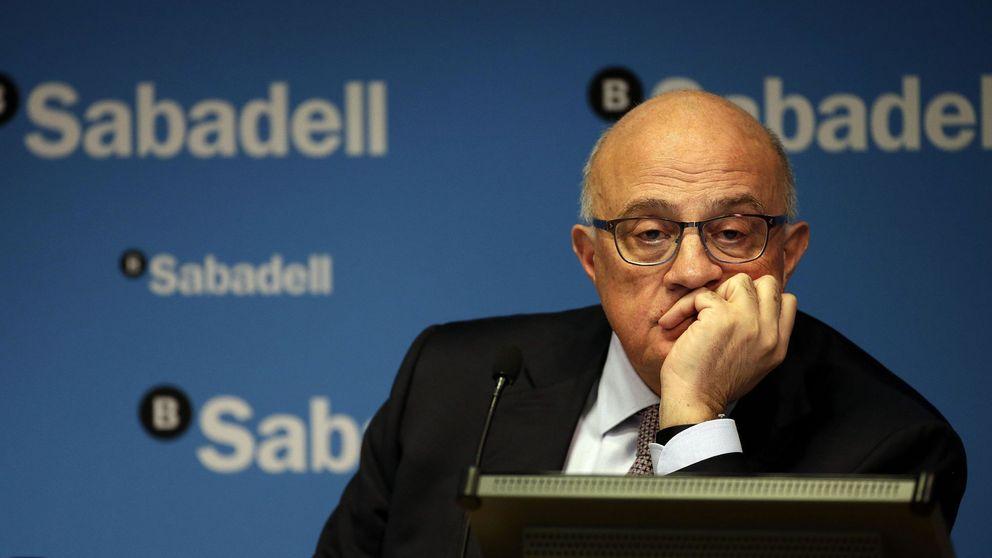 Banco Sabadell se calienta más del 4% tras ganar un 44,3% más por TSB