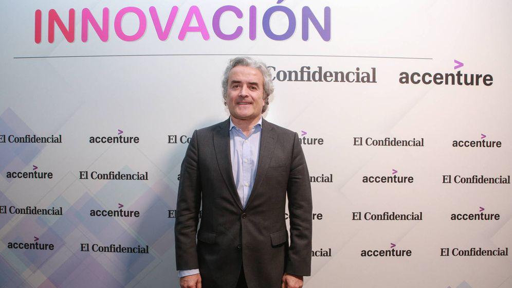 Foto: Iñaki Ereño, CEO de Sanitas, en un acto de El Confidencial.