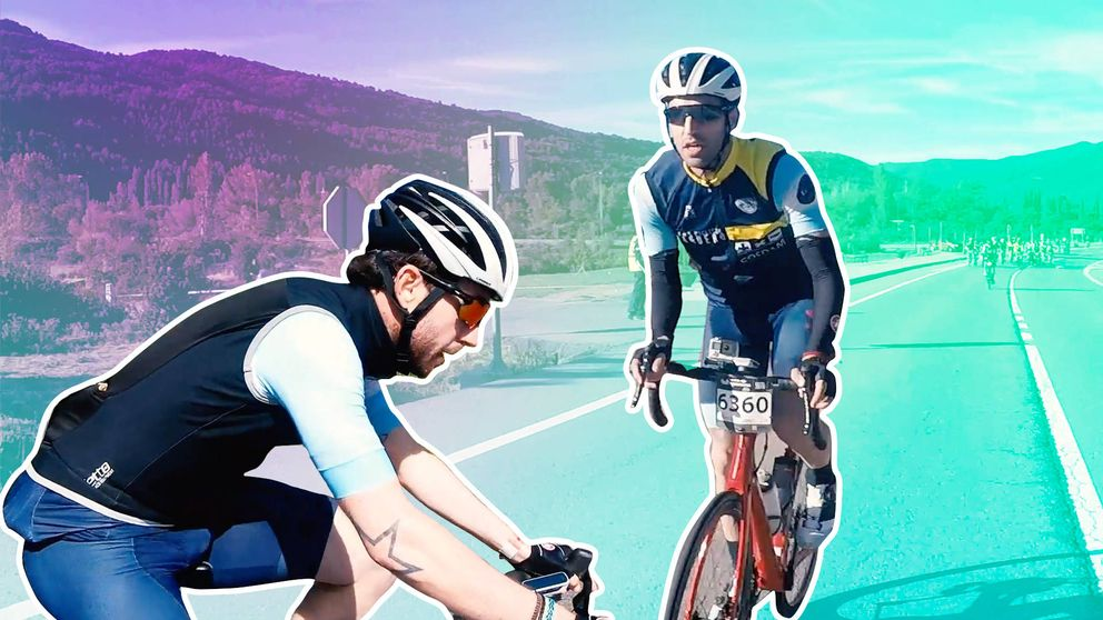 Sufrir sobre la bicicleta merece la pena: así fue nuestra Quebrantahuesos 2019