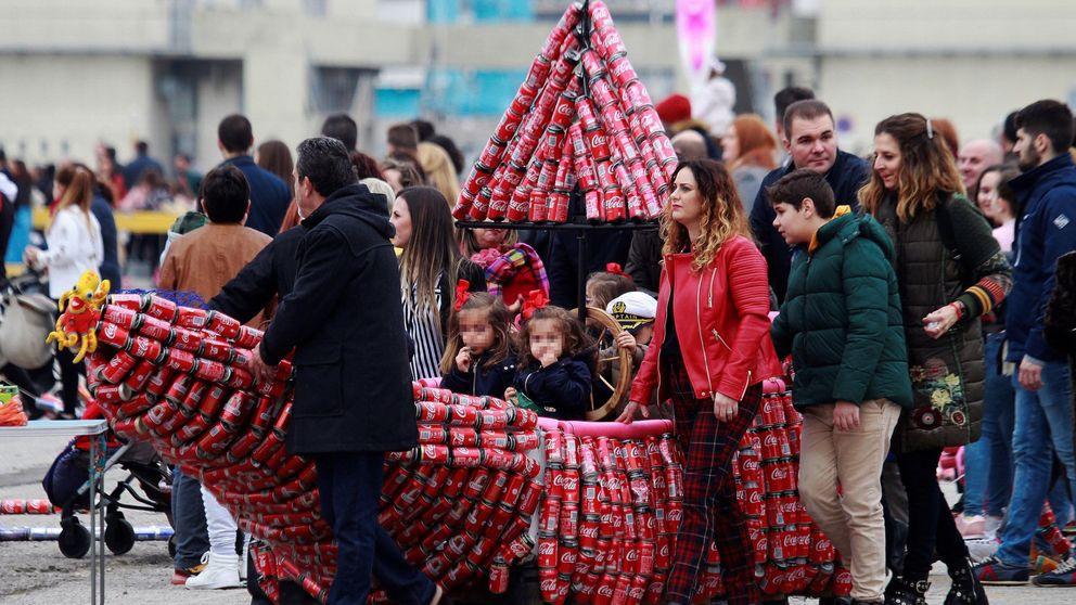 Ilusión por la llegada de los Reyes Magos y juegos olímpicos en Suiza: el día en fotos