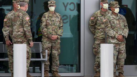¿Ley marcial en EEUU? La pandemia aviva el espectro de disturbios y saqueos en el país