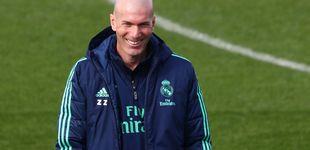Post de Zidane cumple su plan, de la fría despedida a Bale a los halagos para Odegaard