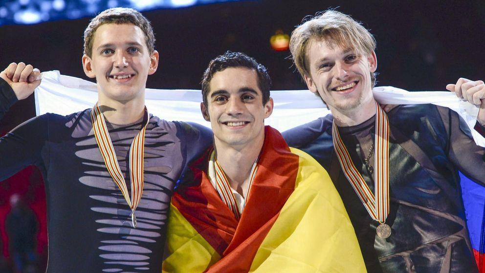 Javier Fernández hace historia: gana su tercer Europeo consecutivo