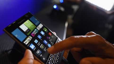 BlackBerry se reinventa vendiendo 'software' y servicios de seguridad