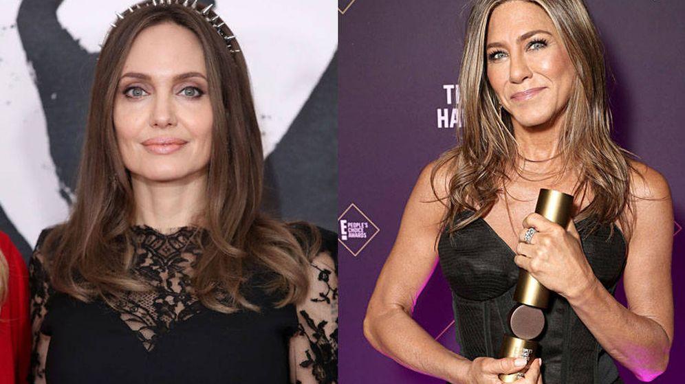 Foto: Angelina o Jennifer... ¿a quién elegiría hoy Brad? ¿Y tú? (Getty)