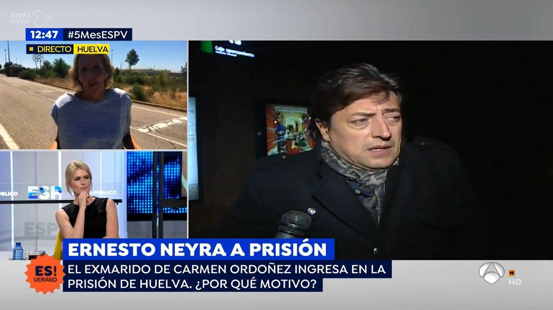 Carmen Pardo, en 'Espejo Público'. (Atresmedia)