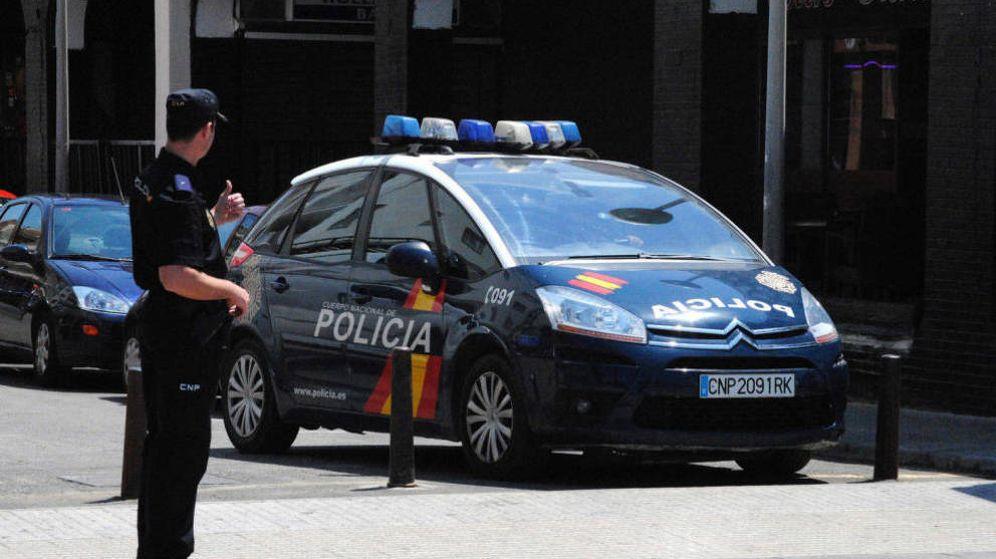 Foto: Un agente de la Policía Nacional, en una imagen de archivo (EFE)