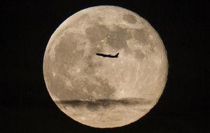 Esta noche dormirás 20 minutos menos, puedes culpar a la superluna