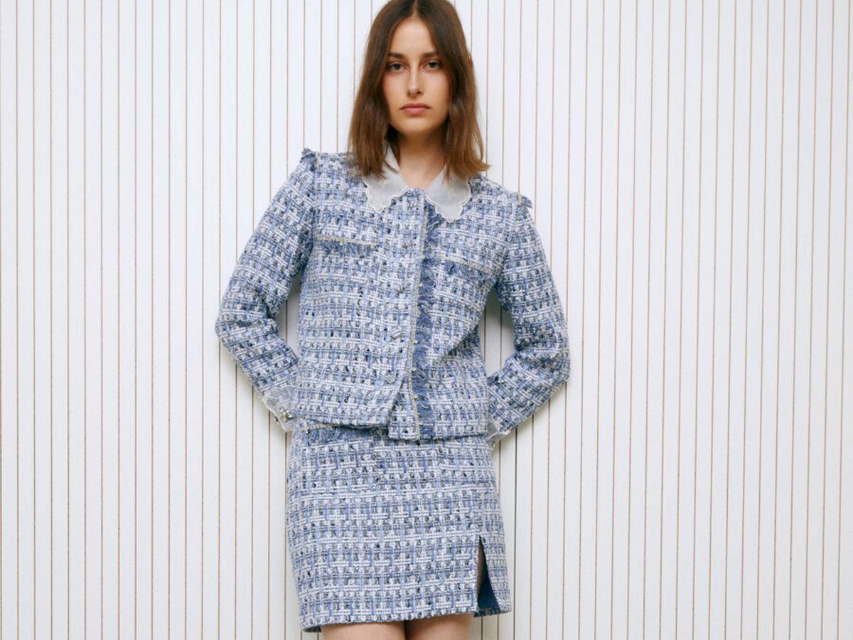 Foto: La chaqueta de Uterqüe. (Cortesía)