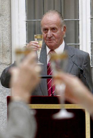 """Foto: Bush felicita al Rey por el 12 de Octubre: """"España es un aliado vital de Estados Unidos"""""""