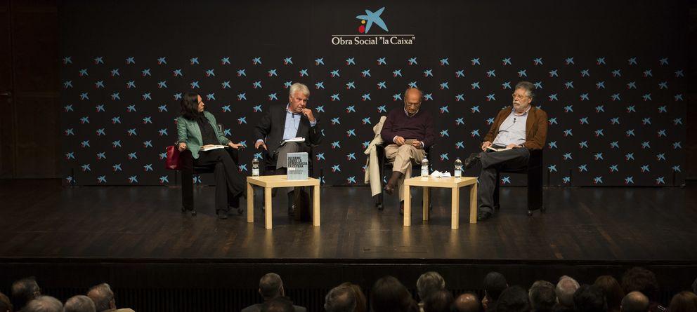 Foto: Presentación del informe 'La democracia en España' (P. López)